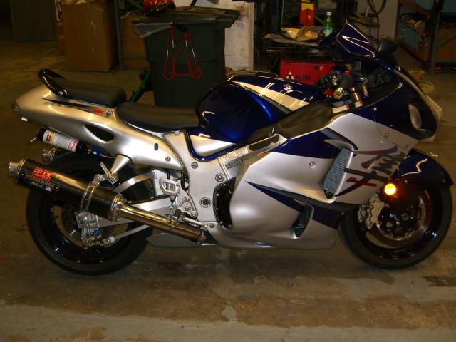 Nitrous Oxide Motorcycle Kits